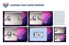 Loctite Super Bonder: Landing Page   URL: www.superbonder.com.br