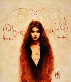Saturno Butto painting