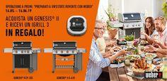Barbecue GENESIS II E-310 GBS SMOKE GREY Weber Genesis, Barbecue, Kitchen Appliances, Smoke, Grey, Diy Kitchen Appliances, Gray, Barbacoa, Home Appliances