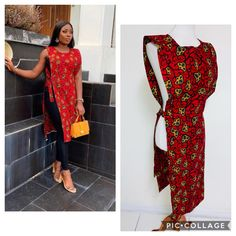 Latest African Fashion Dresses, African Dresses For Women, African Attire, African Print Pants, African Print Fashion, Ankara Designs, Ankara Styles, African Tops For Women, African Fashion Designers