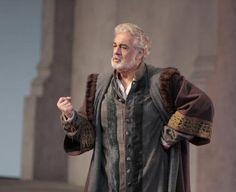 Opera Singer..Placido Domingo...the great Spanish tenor