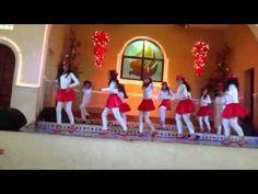 IBC- navidad rock coreografia