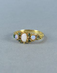 Originally I purchased this gorgeous ring for my personal collection, but as it…