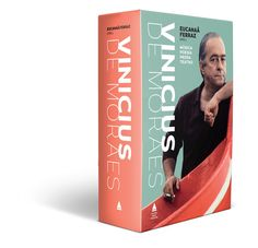 Obra Reunida de Vinícius de Moraes - Caixa - Livros na Amazon Brasil- 9788520925355