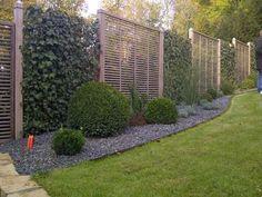 Moderner Garten Sichtschutz sichtschutz modern design performal best garten ideen außenansicht