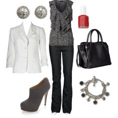 Workwear Fashion Outfits
