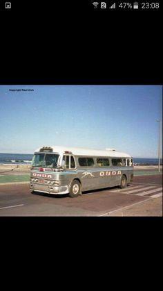 Bus ONDA 1975 uruguay