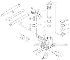 hydraulic bottle jack repair diagram google rh pinterest com allied hydraulic jack parts diagram Blackhawk Hydraulic Jack Repair Parts
