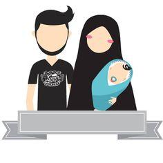 avatar kartun muslim 12