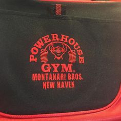 Powerhouse Gym Bags now available