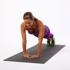 These push-up variations aren't your average! Try them out and we guarantee you'll get visible results!