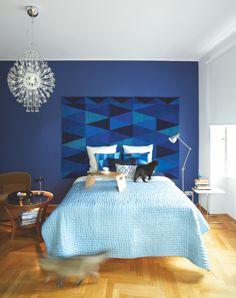 La Petite Anne: Vidim samý trojhelníky Bed, Furniture, Home Decor, Decoration Home, Stream Bed, Room Decor, Home Furnishings, Beds, Home Interior Design