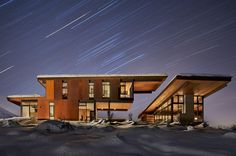 Modern Family Retreat Built for All Four Seasons in Methow Valley