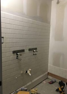 Sorry for disappearing the last two weeks. I had a very thorough and detailed plan to get the bathroom completed, and this post was supposed to be making its debut much much sooner. That was until our