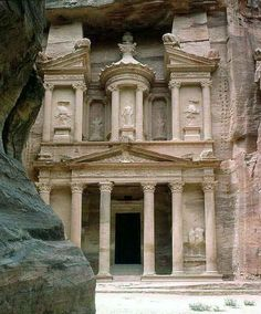Petra-New Seven Wonders of the World