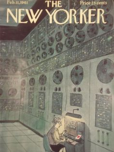 The New Yorker - feb. 1961