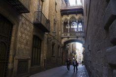 7 Secrets Of Architecture In Barcelona's Iconic Gothic Quarter  Discover the historic secret spots that nobody knows about Barcelona's Gothic quarter.