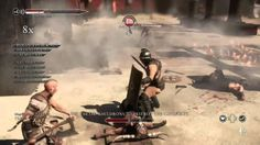 Explosions and Executions in Ryse on Xbox One
