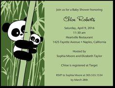 Printable cherry blossom panda baby shower invite baby shower panda hug studio basics baby shower invitations in juniper filmwisefo