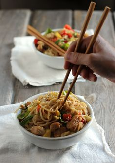 Easy Japanese Stir Fry with 5-Minute homemade Teriyaki Sauce (better for you and better-tasting than store-bought!)