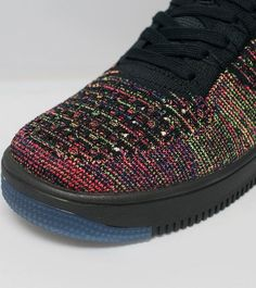 cheap for discount fb4d1 5bd4c Nike Air Force 1 Flyknit Low Damskie Nike, Buty Nike Free, Nike Air Force
