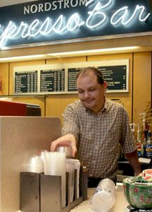 Our clients work in many of the places you shop at, including Nordstrom. #adults #disabilities