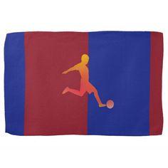 Soccer Towels #Soccer #Sports #Towel