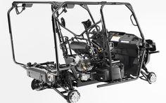 Honda lance le tout-nouveau Pioneer 1000-5 EPS - Galerie de photos - Quadnet.ca - Le Monde du VTT