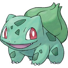Who Should You Pick As Your Starting Pokémon---I got Bulbasaur! *squishes a little bulbasaur and runs off with it*