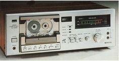 Sansui SC-3300 Cassette Deck