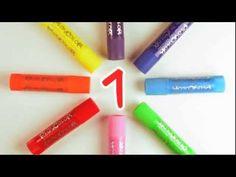 Nursery, School, Classroom, Primary Best  Playcolor flourescent solid paint sticks