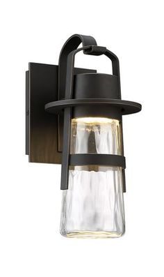 Balthus Indoor or Outdoor Wall Sconce