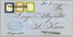 1861, 4 dicembre. Da Firenze a S. Fiora
