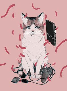 Love: Video Games, Girls & Cats by Kyle Fewell