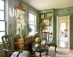 Family Room Designs - Decorating Ideas for Family Rooms - House Beautiful