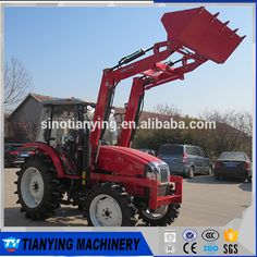 30-160HP Farm Tractor Front End Loader For Sale