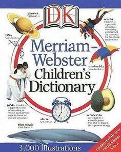 merriam webster children's dictionary   Merriam Webster Children's Dictionary DK…