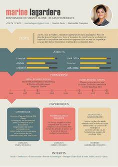 Top 10 des CV les plus modernes et efficaces Graphic Design Cv, Poster Design Layout, Cv Design, Word Design, Resume Design, Text Design, Design Ideas, Academic Poster, Research Poster