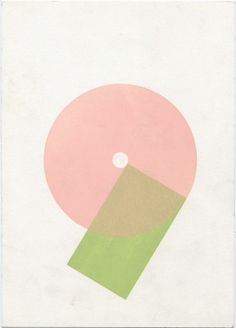 Karel Martens. Untitled, 2008. letterpress on paper. 6 × 8 ¼ in. (150 × 210 mm)