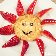 Bei uns scheint immer die #Sonne // The #sun shines always at #Bahlsen #LifeIsSweet #Cookies #Sommer