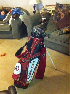 New Fsu Golf Bag