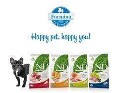 """'N&D è una  linea di prodotti con un elevato apporto proteico,fornito da carni fresche italiane e pesce pescato senza aggiunta di cereali, """"grain‐free"""". Al loro posto, frutti e vegetali ricchi di vitamine e principi nutritivi con effetti nutraceutici utili a migliorare la salute e la qualità della vita del cane e del gatto.Natural&Delicious è un prodotto italiano pensato, formulato e sviluppato per soddisfare naturalmente le esigenze nutrizionali e il loro gusto ."""