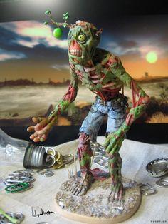 Fallout - Harold figurine