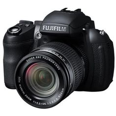 Fujifilm Finepix Hs30exr Hs33exr Noir Appareil Photo ... | Passion Ph… ❤ liked on Polyvore featuring accessories