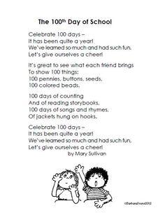 100 day new poem