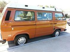 1983 VW Vanagon Westfalia Camper Van Waterboxer ONE OWNER Amazing Cond