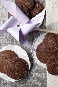 HOT Hot Chocolate Cookies