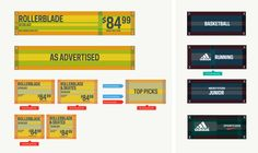 Sport Chek in store (made by Flavio Carvalho).