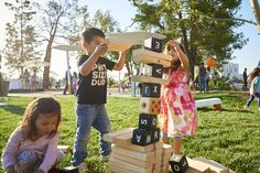 Friday Night Happenings 'Picnic in the Park' - Lawn Games