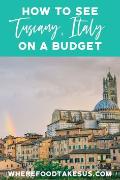 Can you actually enjoy Tuscany on a budget? The answer is most definitely yes! Read our guide to budget travel in Tuscany and get ideas on where to stay plus some handy tips to help you along the way! Italy Honeymoon, Italy Vacation, Italy Travel Tips, Budget Travel, Places To Travel, Travel Destinations, Travel Presents, Best Travel Sites, Things To Do In Italy
